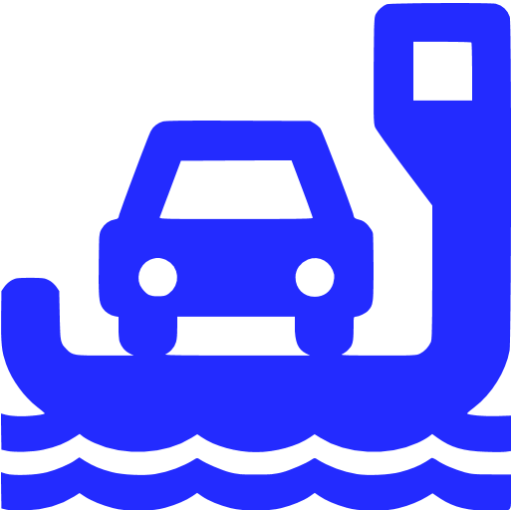ferry blue - image, pic, icon, png