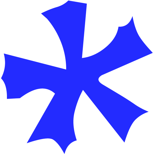 star 010 blue - image, pic, icon, png
