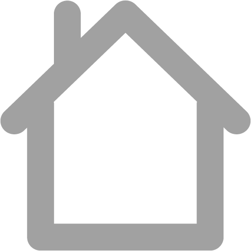 home 02 gray - image, pic, icon, png