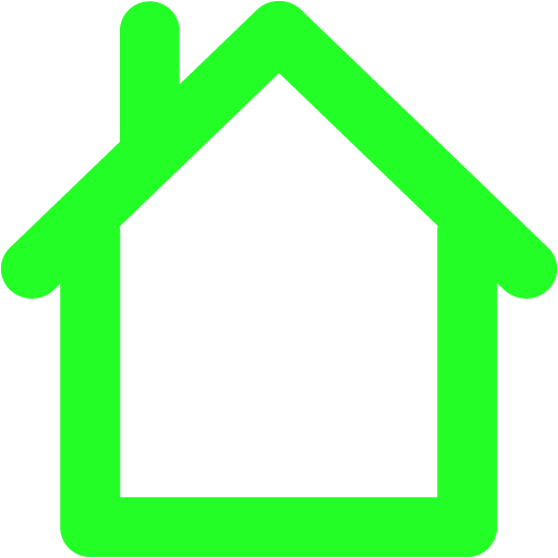 home 02 green - image, pic, icon, png