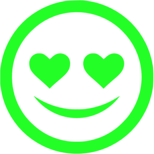 in love green - image, pic, icon, png