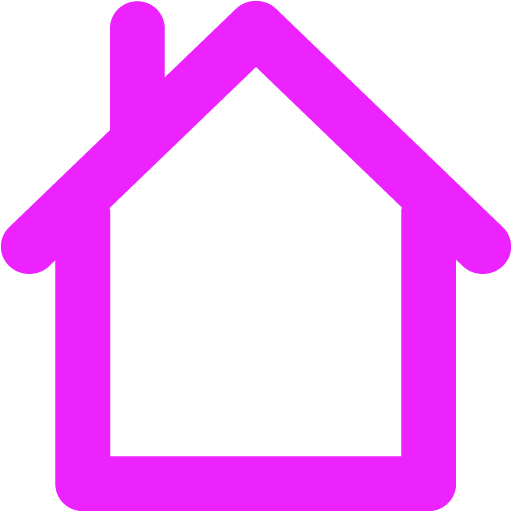 home 02 purple - image, pic, icon, png