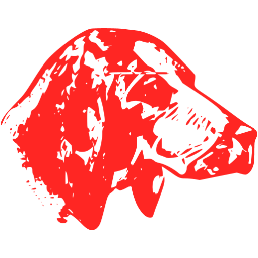 dog 020 red - image, pic, icon, png