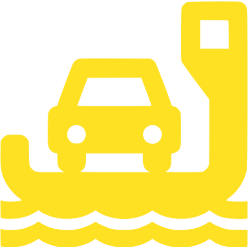 ferry yellow - image, pic, icon, png