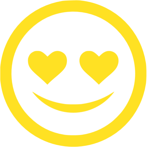 in love yellow - image, pic, icon, png