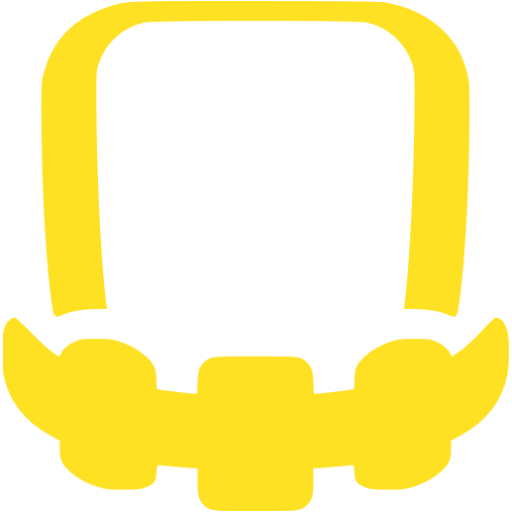 webbing yellow - image, pic, icon, png