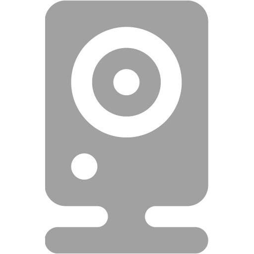 webcam 06 gray - image, pic, icon, png