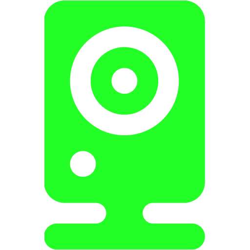 webcam 06 green - image, pic, icon, png